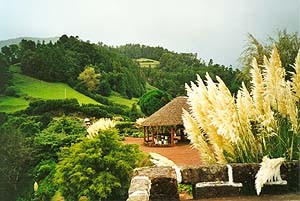 Picknickplätze auf den Azoren