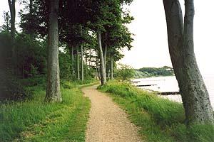 Der Ostseeradweg in Südjütland