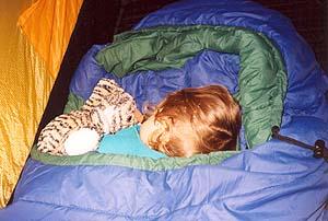 Kuschelstunde mit Tiger Tom