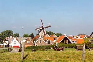 Im Osten der Insel Texel