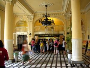 Eingangshalle des Szechenyi