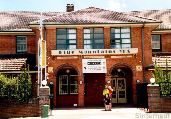 Jugendherberge in Katoomba