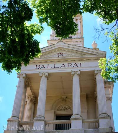 Das Rathaus von Ballarat