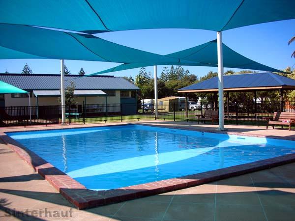 swimming pool für die Kleinsten
