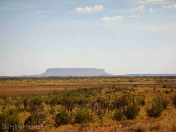 Tafelberge im Niemandsland