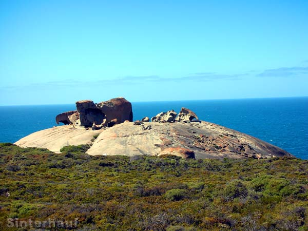 Die Remarkable Rocks
