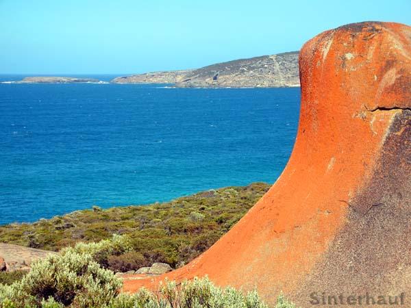 Abschied von Kangaroo Island