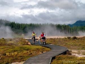 Geothermalfelder entdecken.