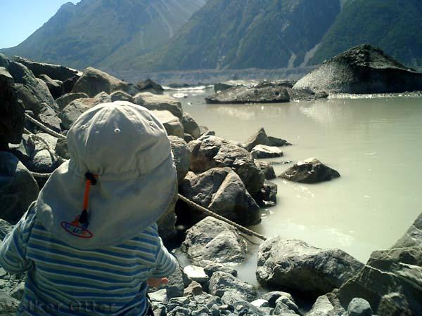 Mit einem Baby nach Neuseeland