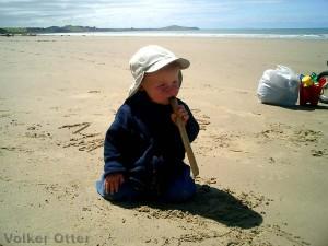 Grenzenloser Sandkasten