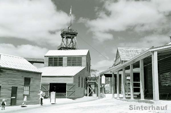 Goldmine in Sovereign Hill