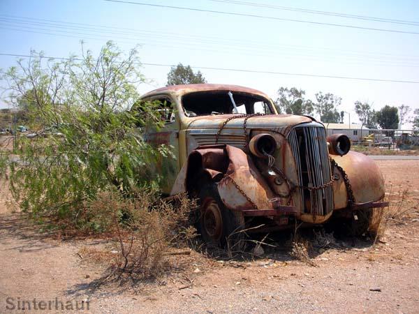 Normalität in Broken Hill