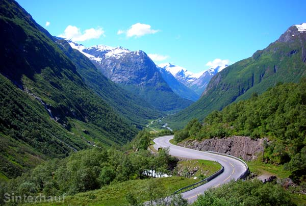 Norwegisches Fjordland