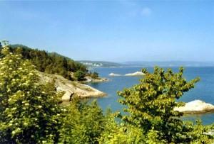 Das Meer bei Kristiansand