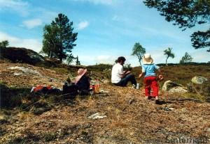 Picknick im Land der Trolle