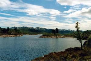 See auf der Hochebene