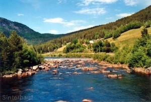 Der Fluss Otra
