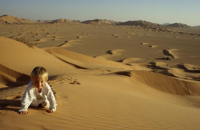 Der Oman als Reiseziel für Familien - eine Empfehlung!
