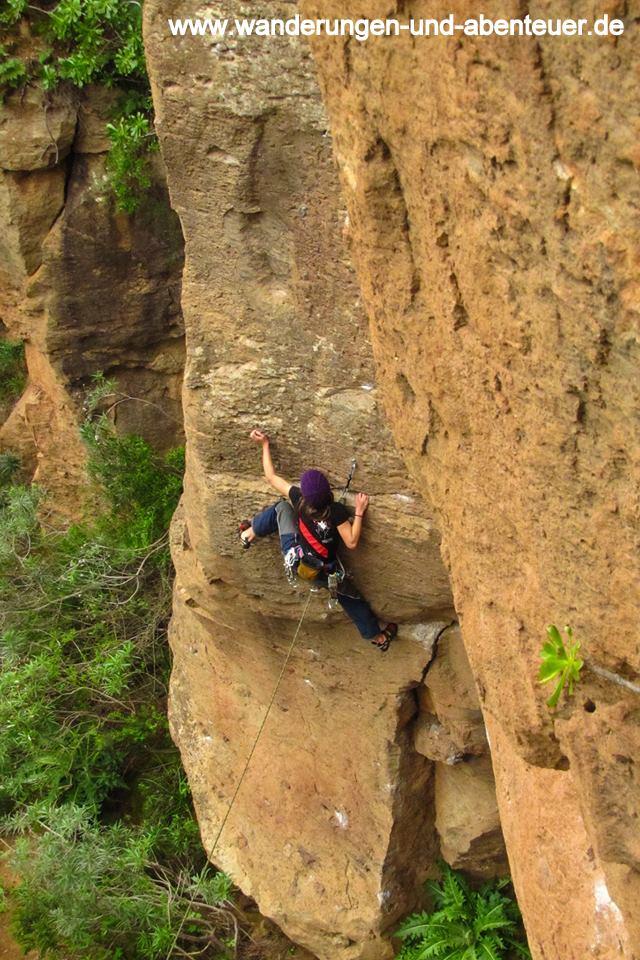 Faszination Klettern
