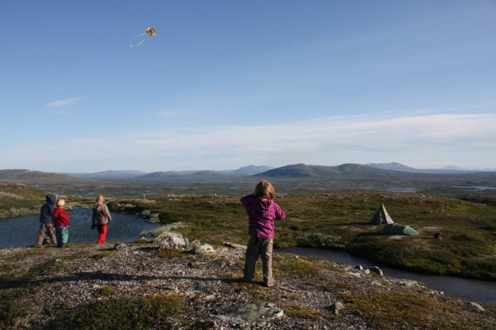 Grenzenlose Weite in Skandinavien