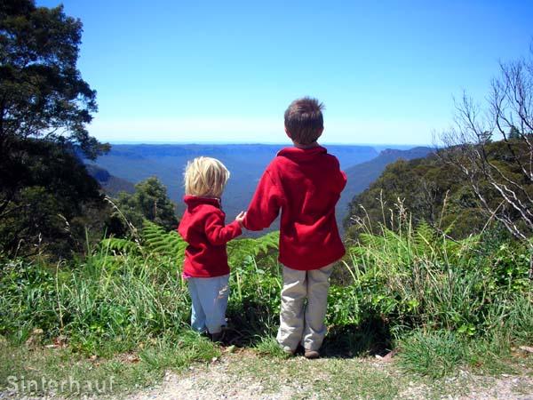 Bonding unter Geschwistern auf Reisen ist erfolgversprechend!
