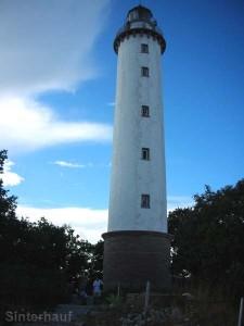 Der Leuchtturm Lange Erik