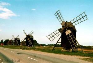 Die Windmühlen von Lerkaka