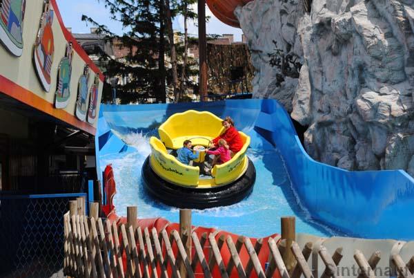 Alle Kinder lieben Freizeitparks - du auch?