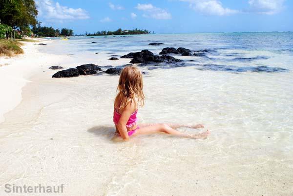 Es ist eine große Erleichterung, wenn Kinder sicher schwimmen können.