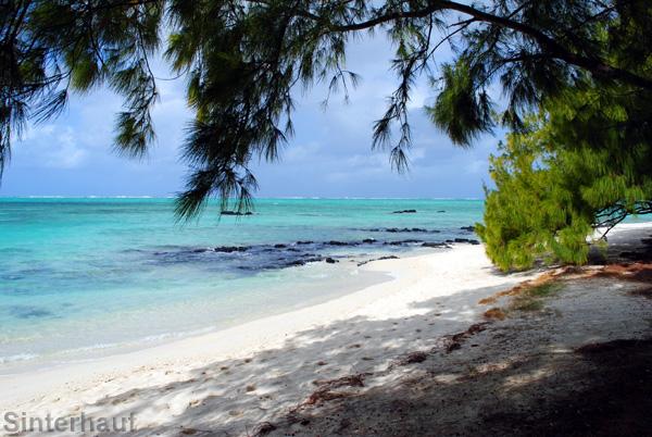 Im einsamen Osten von Mauritius