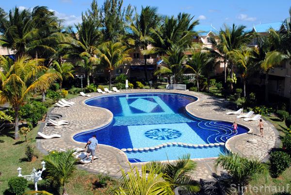 Zum Bleiben anregende Ferienanlage in Flic en Flac