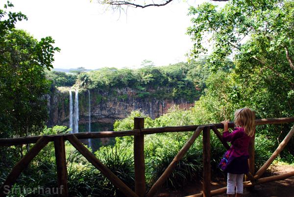 Chamarel Falls - die Wasserfälle von Chamarel