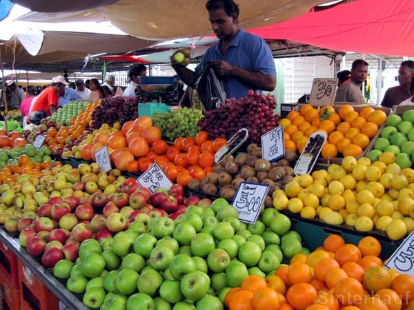 Obst in Hülle und Fülle