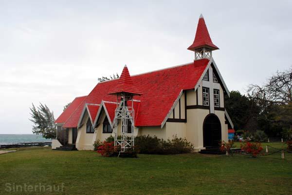 Die Kapelle Notre-Dame Auxiliatrice
