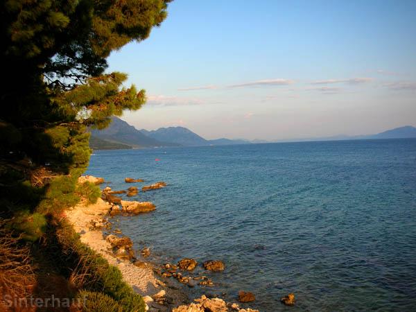 Südküste Kroatiens
