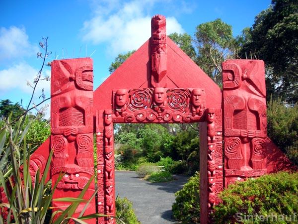 Maoriarchitektur