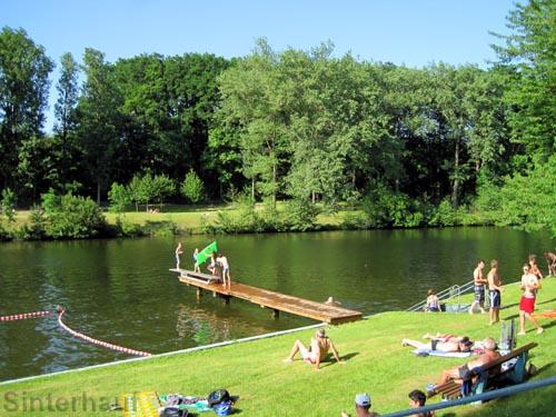 Naturbad bei Schillingsfürst