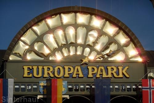 Europapark bei Rust