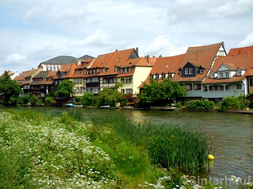 """Klein Venedig"" in Bamberg am Main"