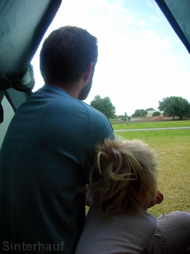 Zelten mit Kindern ist das natürlichste der Welt