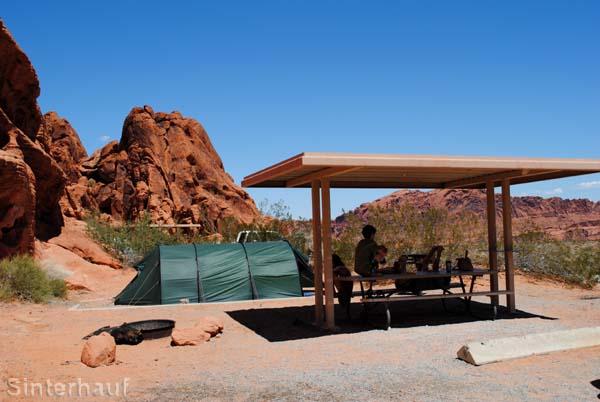 Zelten mit Kindern in der Wüste ist eine Grenzerfahrung