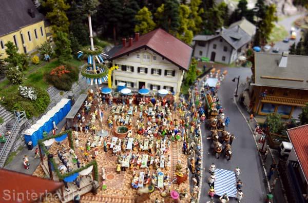 Detailliebe im Miniatur Wunderland