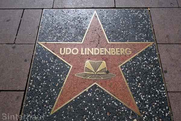 Selbst ein Berliner hat hier einen Stern