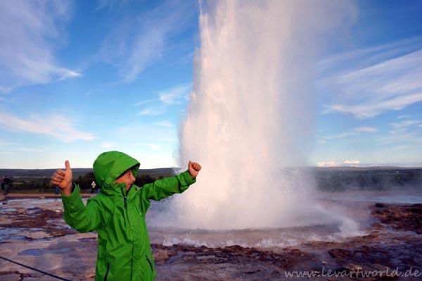 Mit Kind im hohen Norden - auf Island
