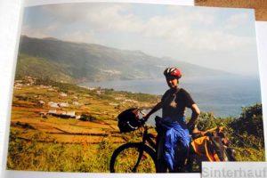 Fahrradtour in der Schwangerschaft