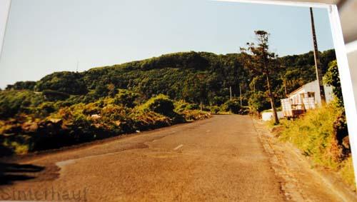 Eine sehr gemäßigte Steigung auf der Insel Pico