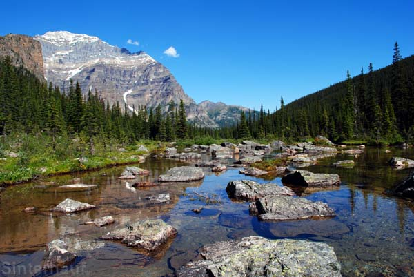 Die Consolation Lakes