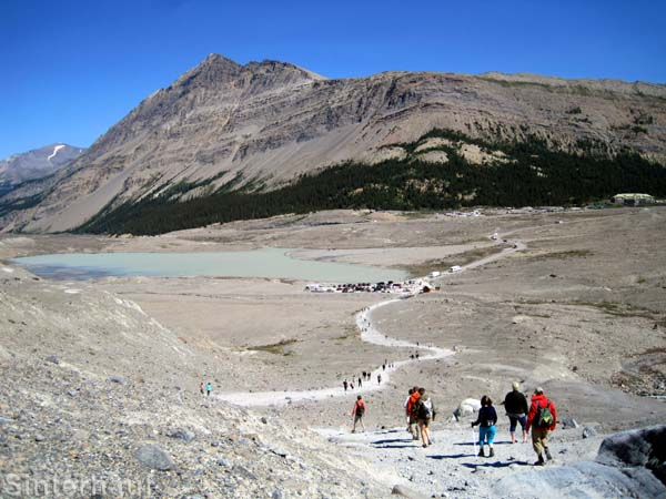 Toe of the Glacier Trail