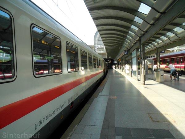 Die Bahn ist oft günstiger und besser als ihr Ruf