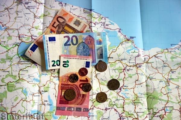 Sparen auf Reisen - aber wie ?